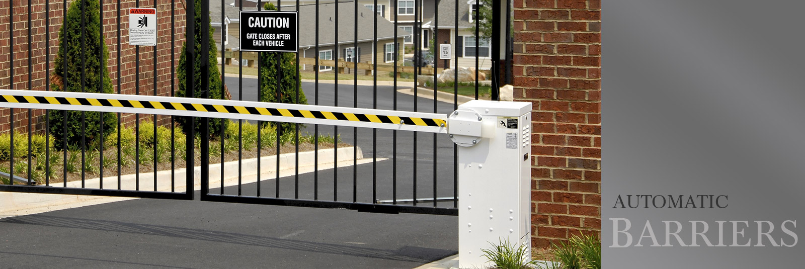 Automatic Barriers Gallery
