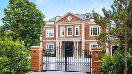 Electric gates installed in Oxshott