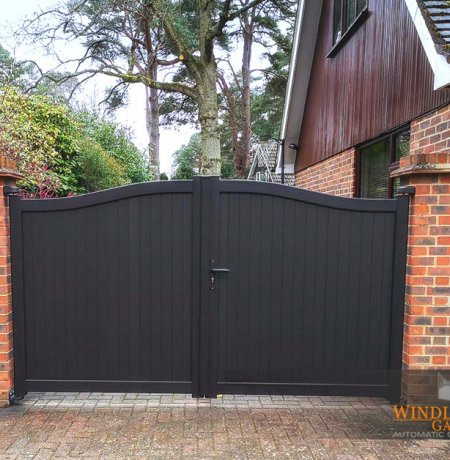 S-Top Aluminium Gates