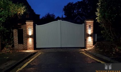 Accoya Swing Gate