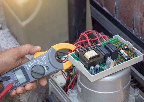 Electric Gate Servicing and Maintenance