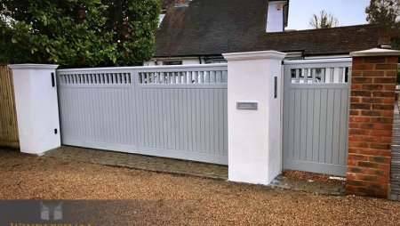 Electric gates installed in Kingston Upon Thames