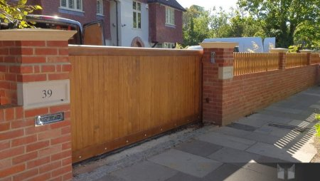 Electric gates installed in Richmond Upon Thames